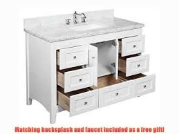 Cheap Carrara White Kitchen Top Find Carrara White Kitchen Top - White 48 inch bath vanity