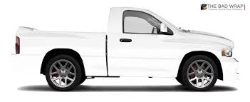 2005 dodge ram 1500 single cab the bad wrap