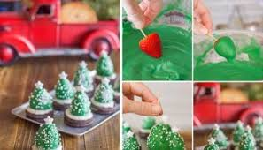 Mini Christmas Tree Cake Decorations by Mini Christmas Trees Diy Alldaychic