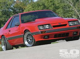 mustang gt 1986 1986 ford mustang gt jalapeno popper photo image gallery