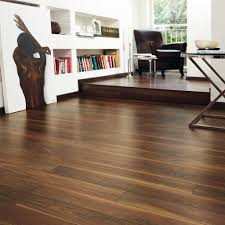 Laminate Flooring High Gloss Kitchen Flooring Scratch Resistant Vinyl Plank Laminate In Metal