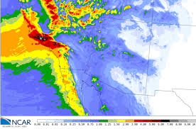Jet Stream Forecast Map Cliff Mass Weather And Climate Blog Northwest Weather Hits