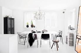 home inspiration black white modern the fword