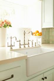 Farmhouse Kitchen Faucet by Kitchen Faucets Farmhouse Faucet Kitchen With Great Silver Color