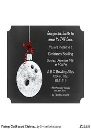 christmas bowling party invitations best images collections hd