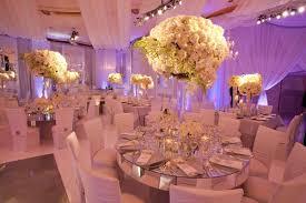 glamorous winter wedding in beverly hills california inside