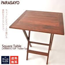 la la life rakuten global market folding tables wooden garden