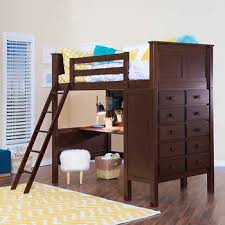 Bunk Bed With Desk Bunk Beds Costco