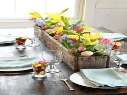 Easter Table Decorations by Easter Table Decorations Ideas Easter Basket Decorations Easter
