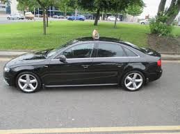 audi a4 2 0 tdi s line 4dr manual for sale in st helens