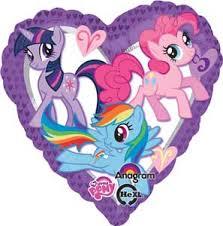 my pony balloons my pony heart wholesale balloons