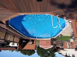 aboveground swimming pool crystal clear pools mi