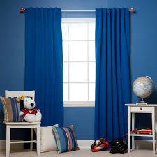 Purple Thermal Blackout Curtains by Purple Basic Solid Grommet Thermal Insulated Blackout Curtains Pair