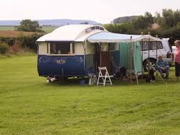 Vintage Travel Trailer Awnings 252 Best Trailers And More Images On Pinterest Happy Campers