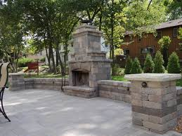 Outdoor Fireplace Patio Outdoor Fireplace Superb Patio Furniture Covers As Fireplace Patio