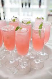 pink cocktail wedding food u0026 beverage non alcoholic drink options inside