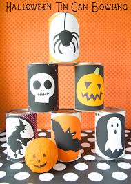 craftaholics anonymous diy halloween bowling game with free