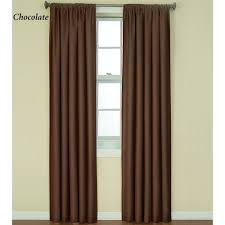 Green Eclipse Curtains Kendall Thermaback Tm Blackout Curtain Panels