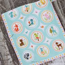 sew an easy beginner s baby quilt the diy