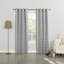 zero sylvie thermal lined window curtain