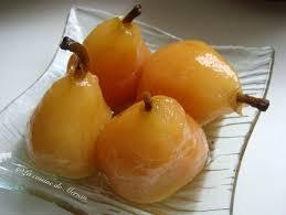 cuisine algeroise madjoune landjasse ou confiture de poires entières la cuisine de