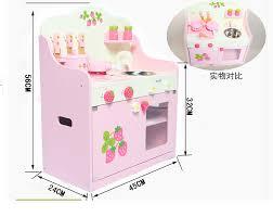 cuisine bebe jouet aliexpress com acheter cuisine en bois enfants bébé jouets cuire