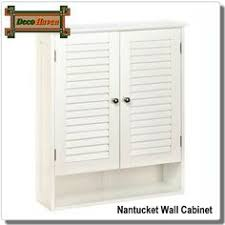 Cherry Bathroom Wall Cabinet Bathroom Wall Cabinet With Shelves In Cinnamon Cherry Finish The