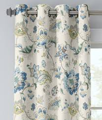 Floral Lined Curtains Country Curtain Free Home Decor Techhungry Us