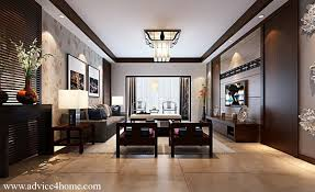 White Coffee Ceiling Pop Design And Wall Design In Living Room - Ceiling design living room