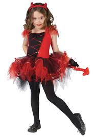 Toddler Halloween Makeup by Girls Devil Costumes U2013 Festival Collections