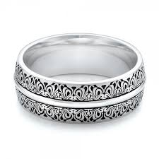 engravings for wedding bands women s engraved wedding band 101059