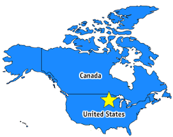 combined map of usa and canada medivators u s and canada medivators