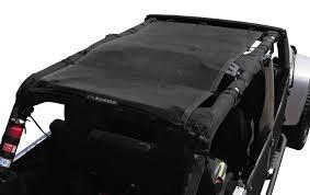 small jeep white alien sunshade jeep wrangler jku4fb shade provides uv protection