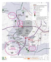 Atlanta Beltline Map Food System Planning U0026 Public Policy Atlanta Metro Food U0026 Farm