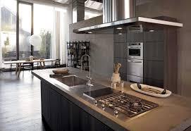 cuisson cuisine cuisine avec piano central conceptions de la maison bizoko com