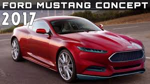 ford mustang europe price 2017 ford mustang concept review rendered price specs release date