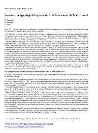 montauban si e perc structure et typologie ichtyenne de trois pdf available