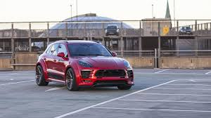 prior design treats the porsche macan to wide body kit 1 images