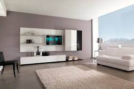 white varnished wooden tv cabinet classy living room ideas white