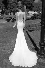 backless lace wedding dresses gorgeous backless lace wedding dresses elite wedding looks