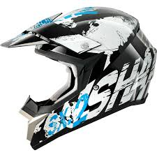 vintage motocross helmet shark sx2 freak motocross helmet enduro dirt off road mx crash