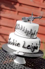 a musical birthday 1 epic cakes