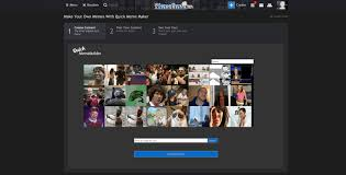 Meme Center Mobile App - 10 popular meme generator tools
