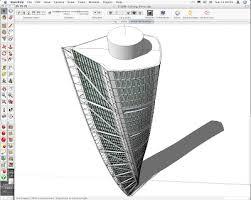 download google sketchup tutorial complete zip dr christos gatzidis blog turning torso building sketchup tutorial