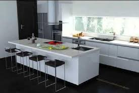 innovative minimalist kitchen design for small space minimalist