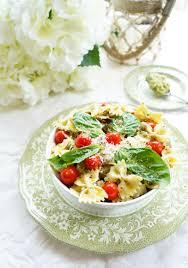 haute u0026 healthy living lentil pesto pasta salad haute u0026 healthy