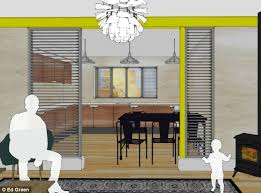 A Three Bedroom House Plan Grand Designs House For First Time Buyers 41k 3 Bed Home Daily
