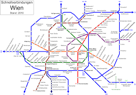 Vienna Metro Map by To Build Or Not To Build Vienna U Bahn Global Connections