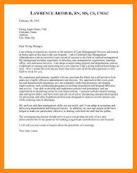 8 sample cover letter for management position dtn info