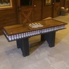 build a beer pong table college diy wood beer pong table stuff pinterest beer pong